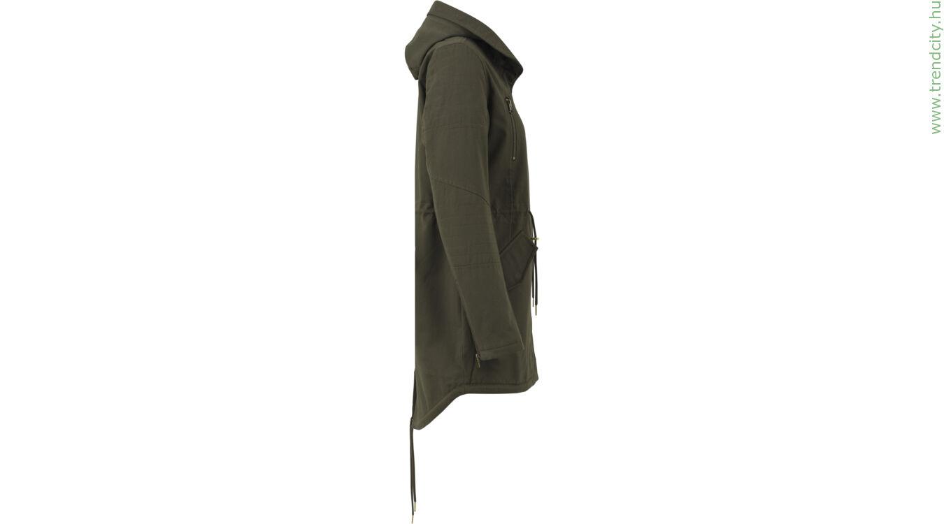 cb07896c81 Sherpa bélelt kabát, KABÁT, DZSEKI, Urban Classics, TB1370 olive ...
