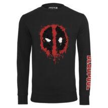 Férfi pulóver Deadpool