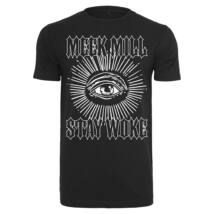 """""""Meek Mill Woke EYE-C"""" Férfi póló"""