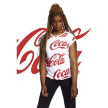 Női póló Coca-Cola