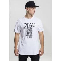"""Tupac Collage"" férfi póló"