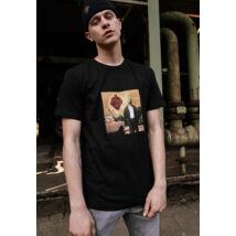 """""""Tupac Sacred Heart"""" férfi póló"""