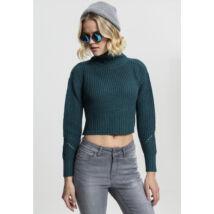 Női rövid pulóver