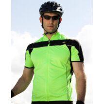 Férfi kerékpáros póló