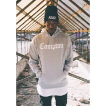 Compton kapucnis pulóver