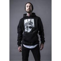 2Pac férfi kapucnis pulóver