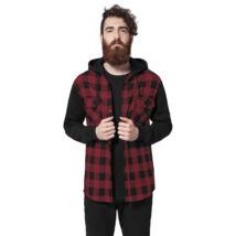 Flanell kabát