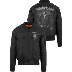 Motörhead férfi bomber dzseki