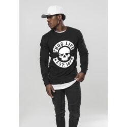Thug Life környakas pulóver