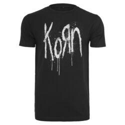 Korn Still A Freak mintás póló