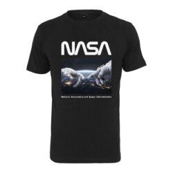 NASA Astronaut Hands mintás póló