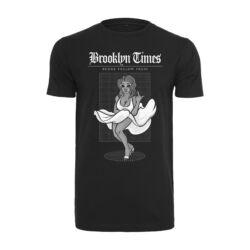 Brooklyn Times mintás póló