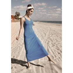 Hosszú fazonú nyári ruha