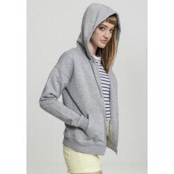 Női cipzáros pulóver
