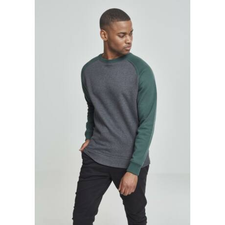 Férfi kereknyakú pulóver