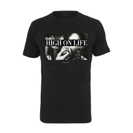"""Mister Tee High On Life"" póló"