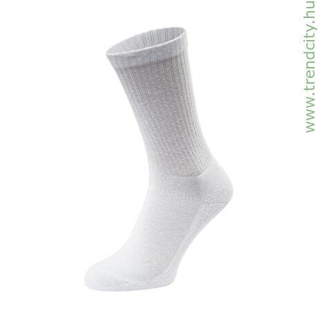 fehér férfi zokni