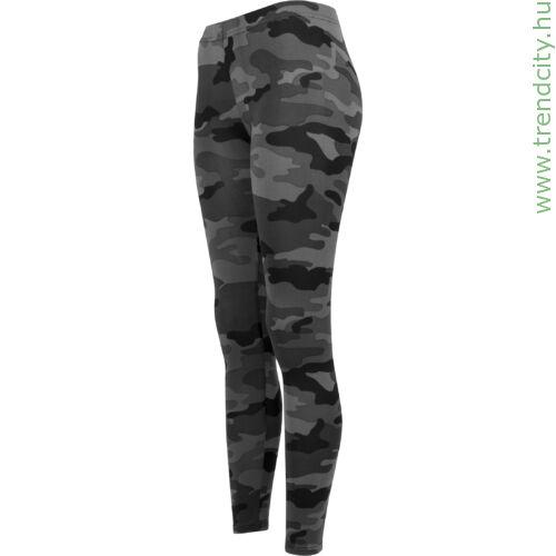 Terepmintás leggings - Urban Classics - Városi divat 74f97b52b9