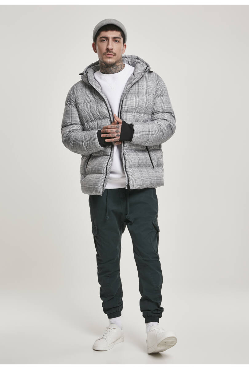 kockás férfi kabát