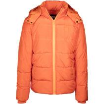 Narancssárga férfi kabát