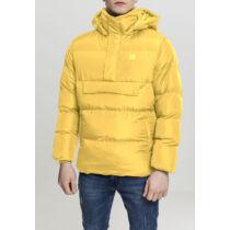 Sárga férfi kabát