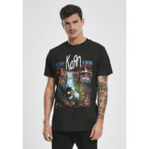 Korn Circus mintás póló