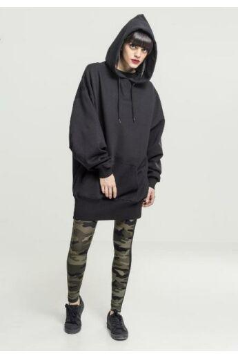 Divatos fekete női pulóver