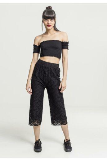 női csipkés nadrág