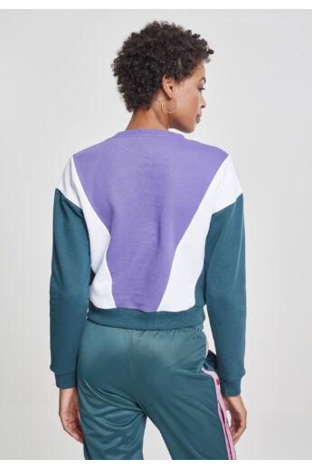 színes női pulóver