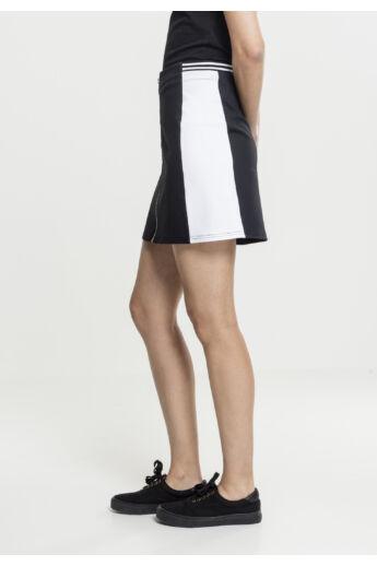 Női fekete-fehér szoknya