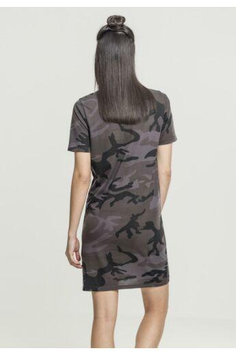 Női terepmintás ruha