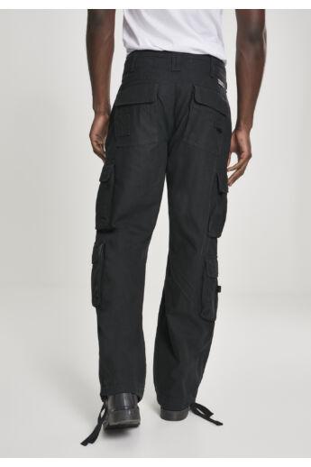 Vintage fekete hosszú nadrág