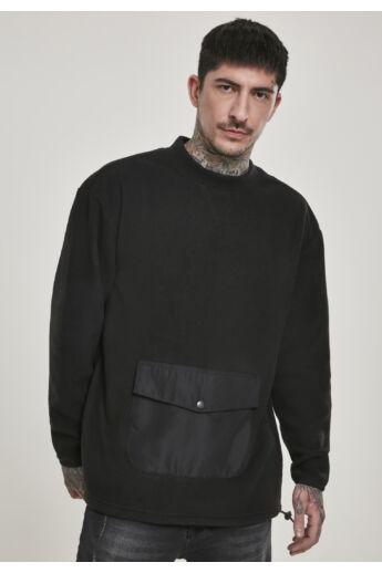 Férfi zsebes pulóver
