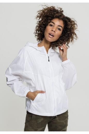 Nőfehér kabát