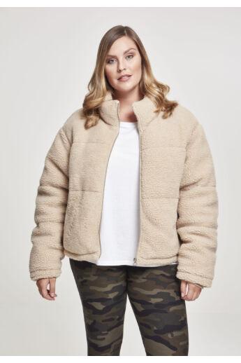 Homoszínű női dzseki