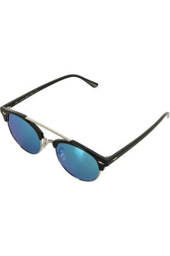 Divatos napszemüveg fekete-kék