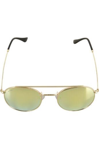 Divatos arany-aranysárga napszemüveg