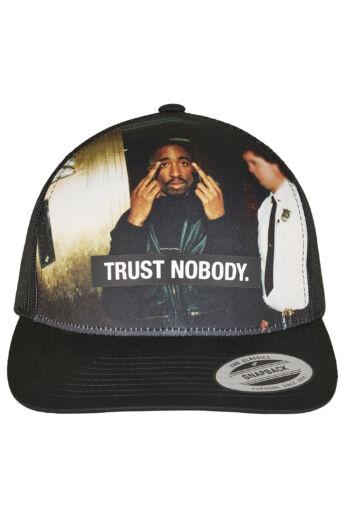 Tupac Trust Nobody Retro snapback