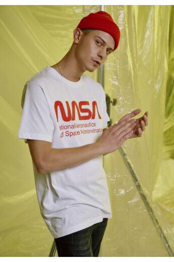 fehér uniszex póló