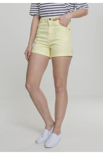 Női short - sárga