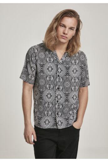 mintás nyári ing