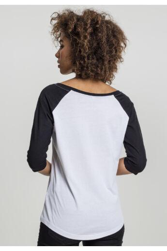 divatos mintás női póló