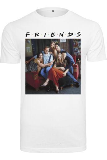 """Nyomott """"Friends Group Photo"""" mintás póló"""