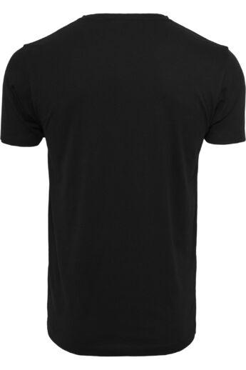 divatos nyomott mintás póló