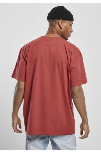 nyomott mintás divat férfi póló