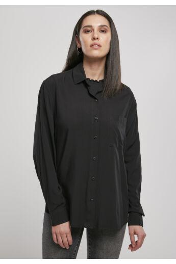 Női fekete ing