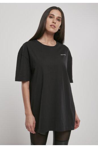 nyomott mintás hosszú női póló