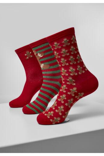 Karácsonyi zokni szett