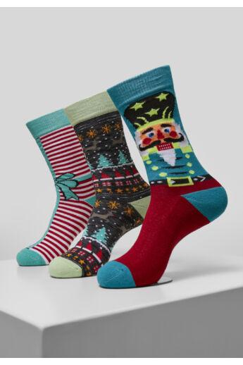 Diótörő zokni szett