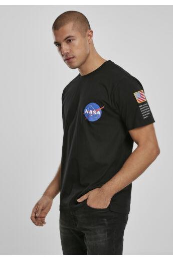 NASA zászlós póló